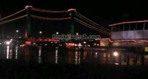 Jembatan Merah Ampera