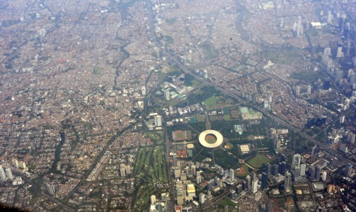Wajah Ibu Kota