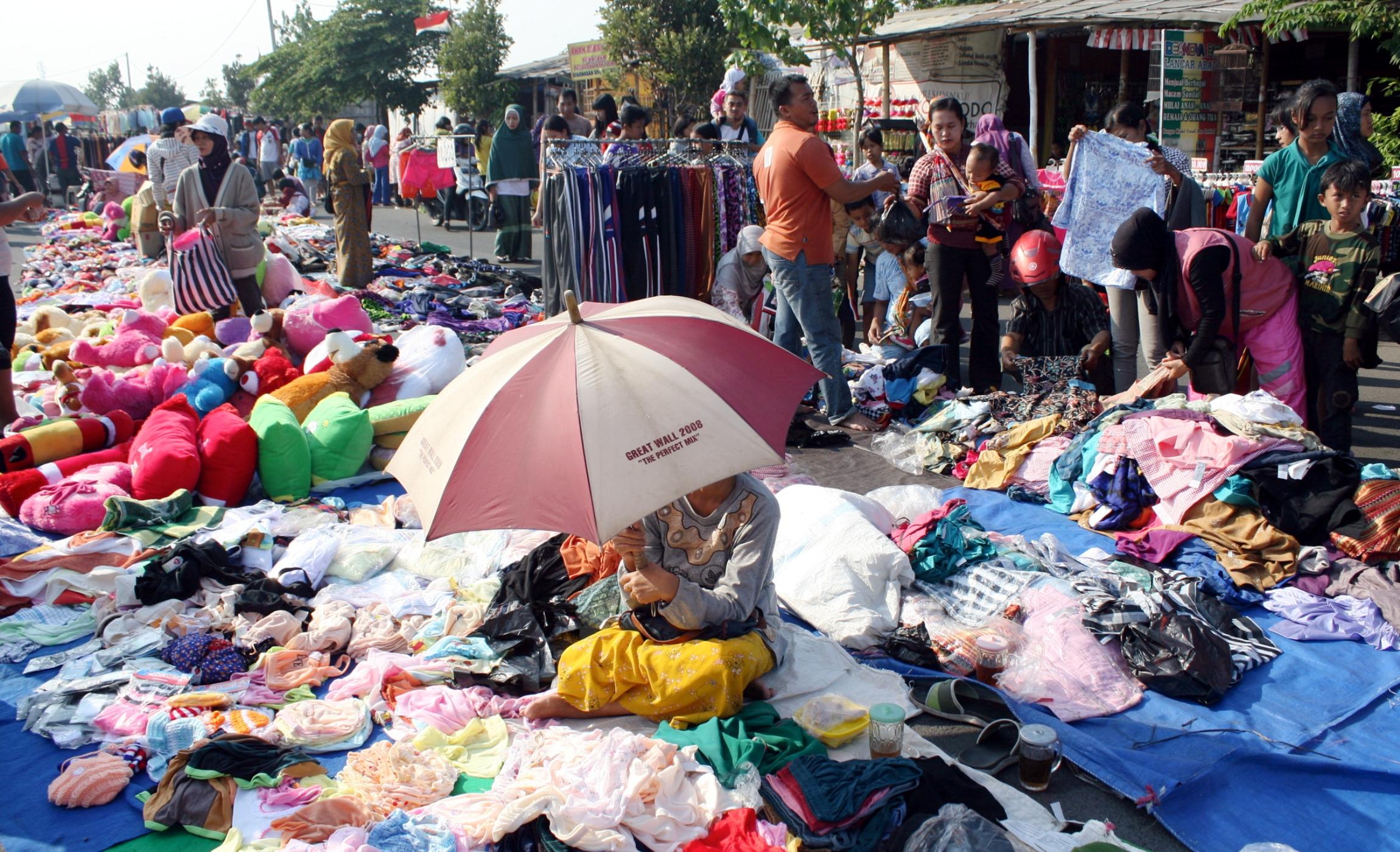 pasar tradisional kediri berita daerah
