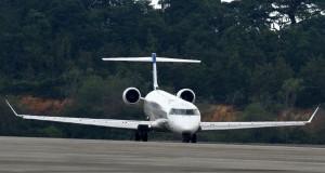 """Bersama pesawat turboprop ATR72-600, pesawat berkapasitas 70 penumpang itu merupakan terobosan bisnis Garuda dengan membuat sub-brand """"Explore"""" untuk menjangkau daerah terpencil dengan landasan pacu pendek yang pada jumlahnya akan mencapai 35 pesawat pada"""