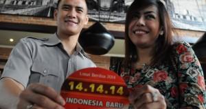 Penyelenggaraan Gerakan Doa Bersama Untuk Bangsa yang merupakan gerakan doa bagi semua umat beragama di Indonesia untuk Indonesia Baru akan di gelar di Gelora Bung Karno Senayan menampilkan sejumlah artis seperti Ello, Sari Simorangkir dan sejumlah artis K