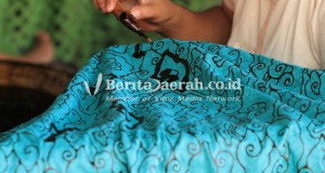 buat batik