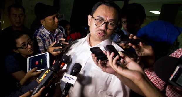 Menteri ESDM Kunjungi Lapangan Kilang LNG Donggi Senoro