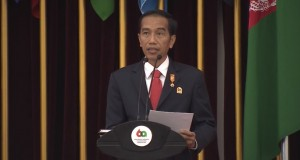 Jokowi Opening Speak