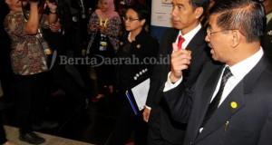 Jokowi dan JK