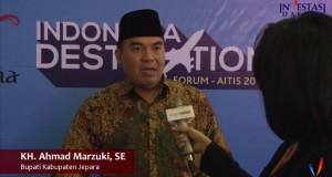 Bupati Jepara KH. Ahmad Marzuki, SE