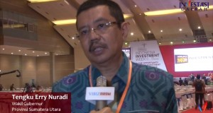 Tengku Erry Nuradi- Wakil Gub Sumut