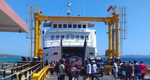 Pelabuhan Penyeberangan Ferry Bolok