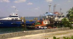 Pelabuhan semaya Balikpapan