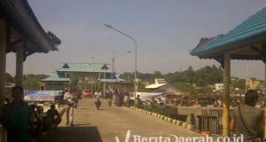 Suasana Pelabuhan Tarakan