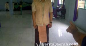 Baju adat Dayak -1