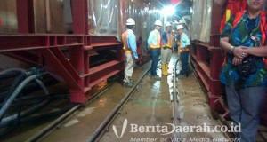 proyek mrt bawah tanah