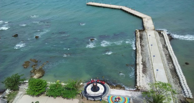 Menikmati Panorama dari Ketinggian di Mercusuar Cikoneng Anyer
