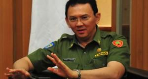 Gubernur DKI Basuki Tjahaya Purnama (Ahok)