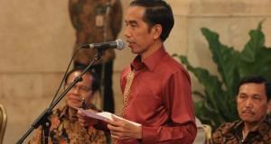 Jokowi, Presiden RI