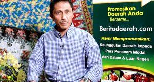 Bupati Gorontalo, Prof. DR. Ir. H. Nelson Pomalingo, M.Pd