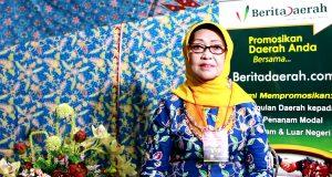 Wakil Bupati Kabupaten Jombang Hj. Mundjidah Wahab