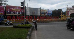 gapura bandar lampung city