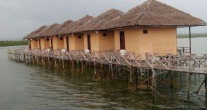 pulau osi villa