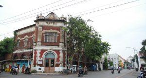Kota lama Semarang (Photo: Teddy Menas/ BD)