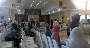 Open House Lebaran 2016 Gubernur Sulteng (Photo: Beritadaerah/ Deviyani Siahaan)
