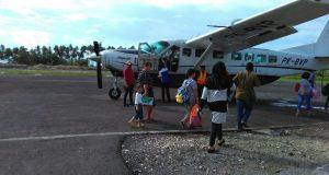 Bandara Lasondre, Nias Selatan (Photo: Lena Yong/BD)