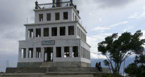 Tugu Perdamaian Nosarara Nosabatutu di kota Palu (Photo: Florence/BD)