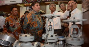 Memacu Penggunaan Bahan Baku Logam Domestik Untuk Industri