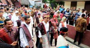 Proyek Ring Road Danau Toba Ditargetkan Jokowi Selesai Tahun 2019