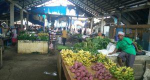 Pasar tradisional bintuni