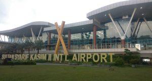 bandara sultan syarif