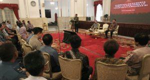 Jokowi Lemhanas