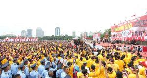 Nusantara Bersatu, Indonesia Milikku, Milikmu, Milik Kita, 30 Nov 2016 (Photo: Mark Sinambela /Vibizmedia.com)