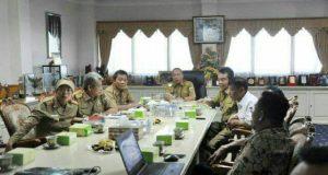 Pemprov Lampung Benahi Masalah Irigasi Guna Tingkatkan Hasil Pertanian
