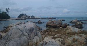 Pantai Parai Bangka