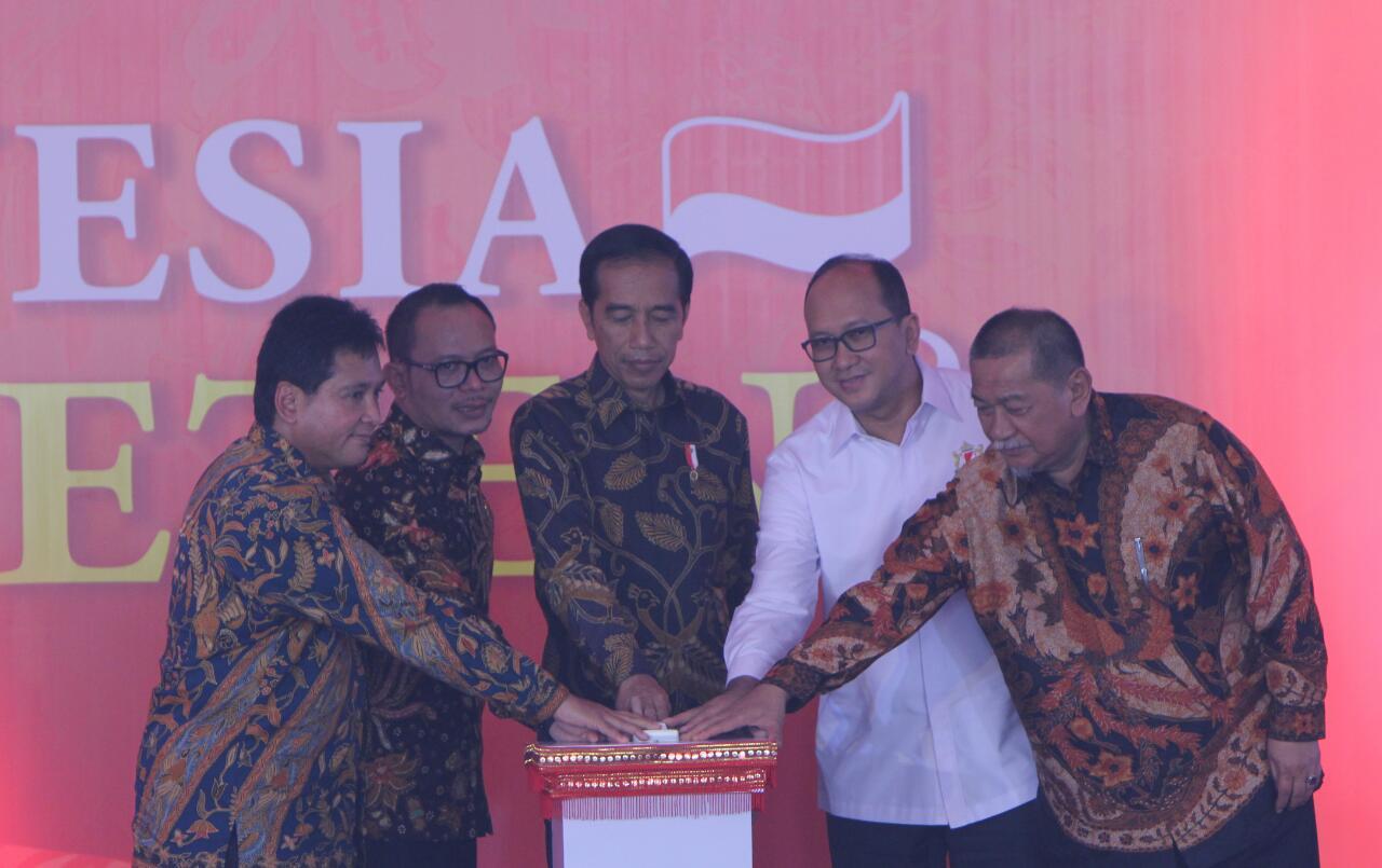 Presiden Jokowi Banten