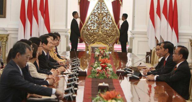 10 delegasi dari Korsel