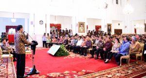 Jokowi istana