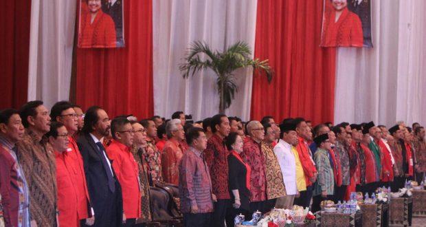 Presiden Jokowi PDIP