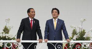 presiden jokowi dgn jepang