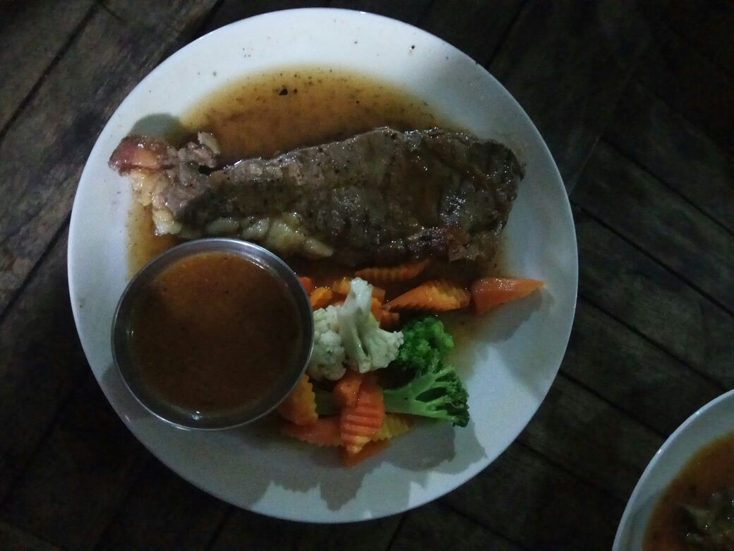 steak bakule