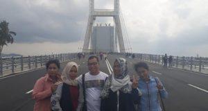 Jembatan Baturusa II Telah Menjadi Daya Tarik Wisata dan Kunci Aksesibilitas Jalan Lintas Timur