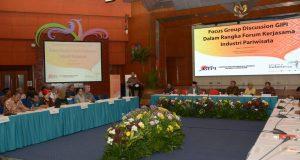 Focus Group Discussion  GIPI dalam Rangka Kerjasama Industri Pariwisata