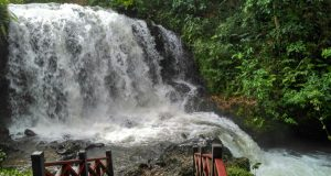 air terjun kubar