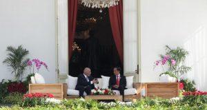 Presiden Jokowi veranda talk