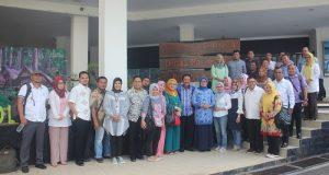 Kunjungan Gorontalo ke Banten